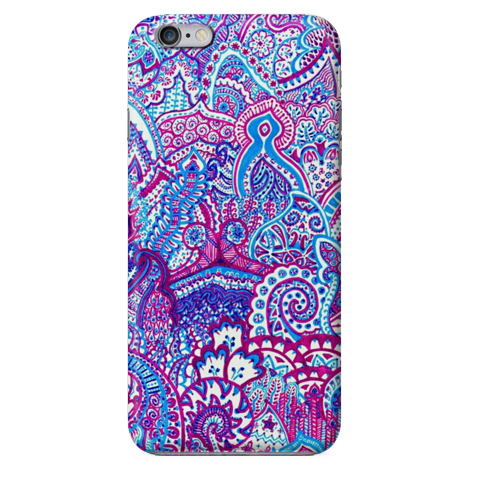 Funda Funda para Celular (Slim) Mandala - Hand Drawing - Case Love - 1