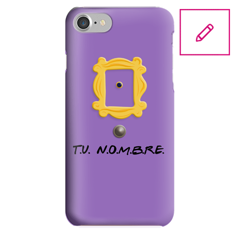 Funda para Celular (Slim) Custom Friends Door