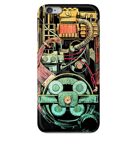 Funda Funda para Celular (Slim) Ghostbusters - Proton Pack - Case Love - 1