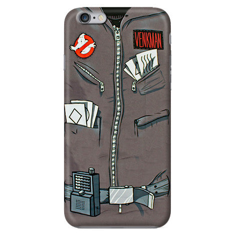 Funda Funda para Celular (Slim) Ghostbusters - T-Shirt - Case Love - 1