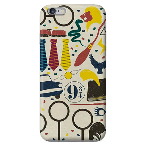 Funda Funda para Celular (Slim) Harry Potter (Pattern) - Case Love - 1