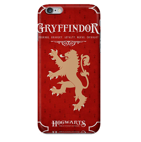 Funda Funda para Celular (Slim) Harry Potter (Gryffindor) - Case Love - 1