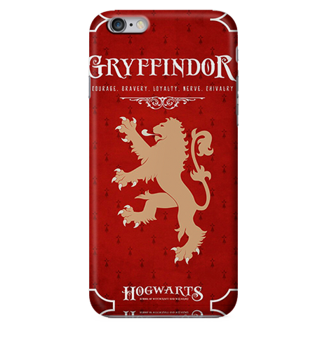 Funda para Celular (Slim) Harry Potter (Gryffindor)