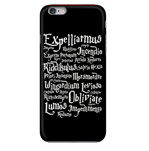 Funda Funda para Celular (Slim) Harry Potter (Magic) - Case Love - 1