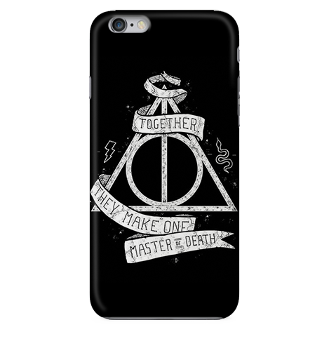 Funda Funda para Celular (Slim) Harry Potter (Reliquias) - Case Love - 1