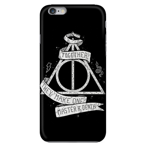 Funda para Celular (Slim) Harry Potter (Reliquias)