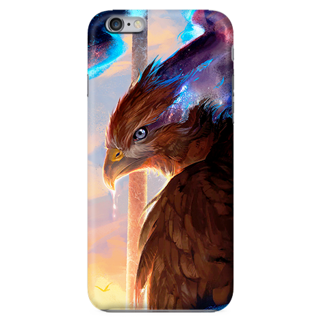 Funda Funda para Celular (Slim)Magic Eagle 2 (fantastic beasts and where to find them) - Case Love