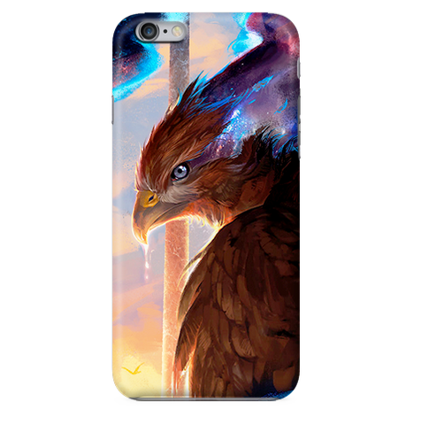 Funda para Celular (Slim)Magic Eagle 2 (fantastic beasts and where to find them)