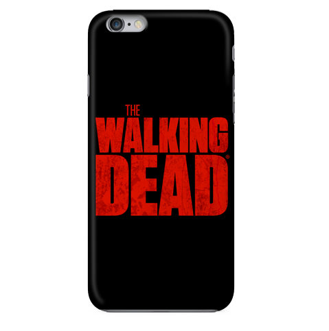 Funda Funda para Celular (Slim) The Walking Dead (logo) - Case Love