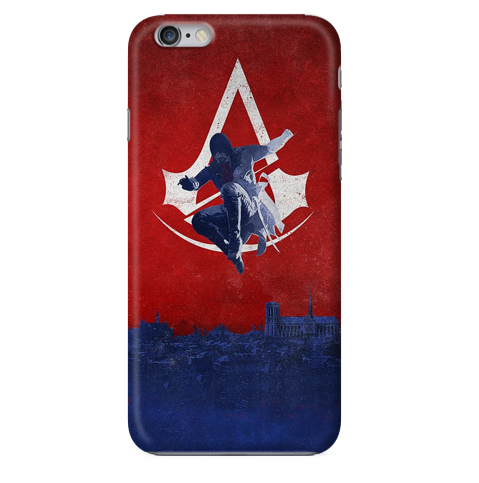 Funda Funda para Celular (Slim) Assassin's Creed - Case Love - 1
