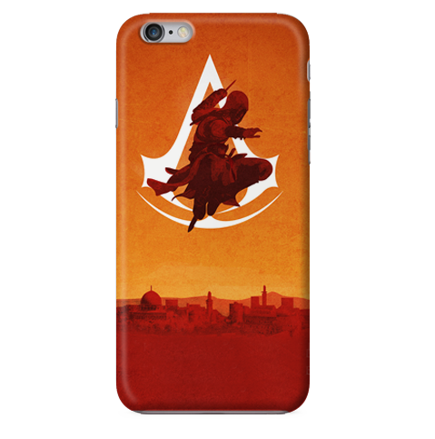 Funda Funda para Celular (Slim) Assassin's Creed 2 - Case Love - 1
