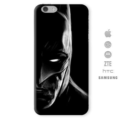 Funda Funda para Celular (Slim) Batman Perfil - Case Love - 1