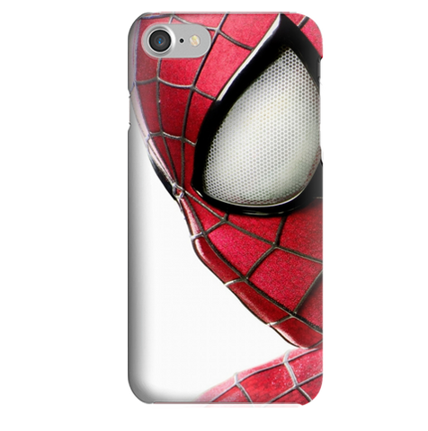 Funda para Celular (Slim) Spider Man Face