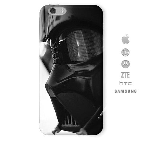 Funda Funda para Celular (Slim) Perfil de Darth Vader - Case Love