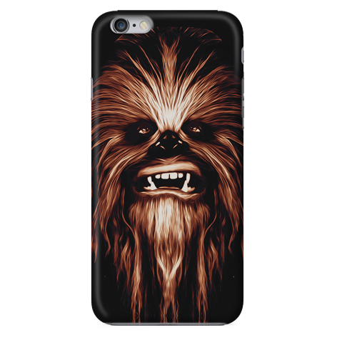 Funda Funda para Celular (Slim) Chewbacca - Star Wars - Case Love - 1