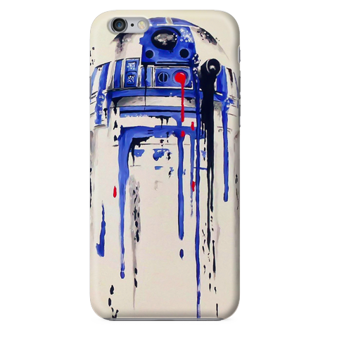 Funda Funda para Celular (Slim) R2-D2 - Star Wars - Case Love - 1