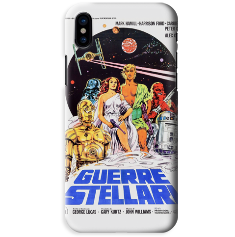 Funda para Celular (Slim) Star Wars Retro 2