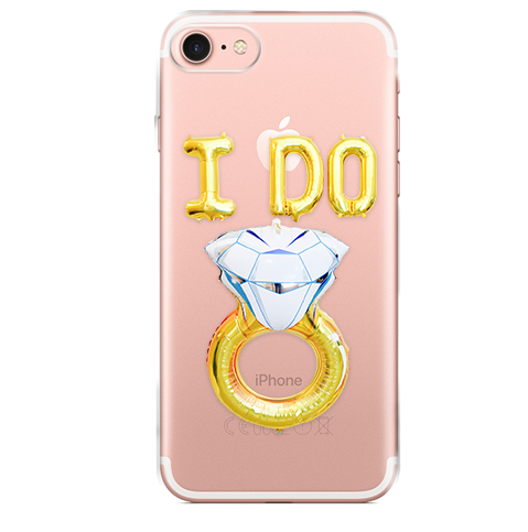Funda para Celular (Jelly) The Bride 1