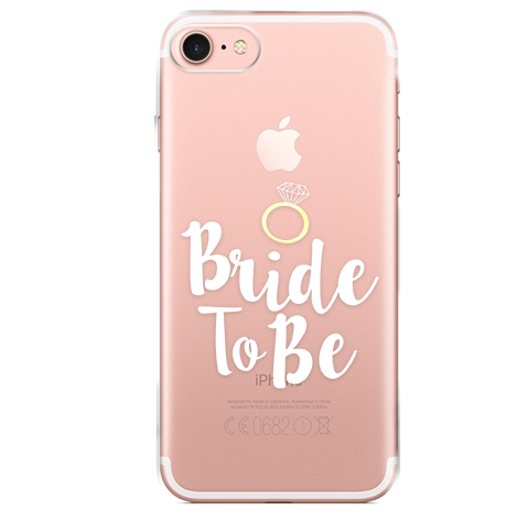 Funda para Celular (Jelly) The Bride 2