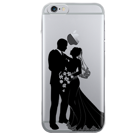 Funda para Celular (Jelly) The Bride 4