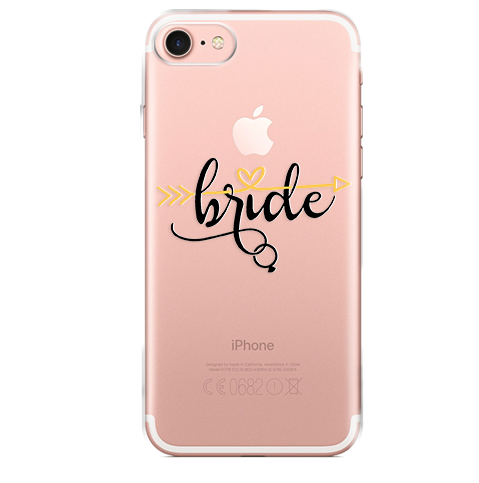 Funda para Celular (Jelly) The Bride 6