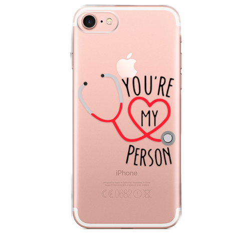 Funda para Celular (Jelly) You're My Person