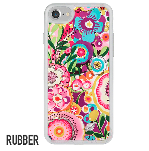 Funda para Celular (Slim) Cute Flowers (Painting)