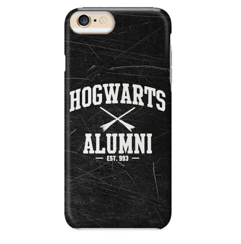 Funda Funda para Celular (Slim) hogwarts harry potter - Case Love