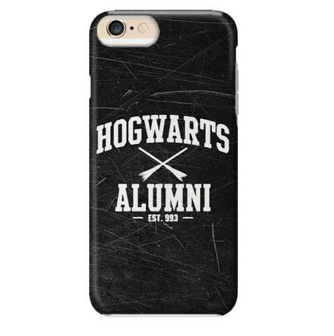 Funda para Celular (Slim) hogwarts harry potter