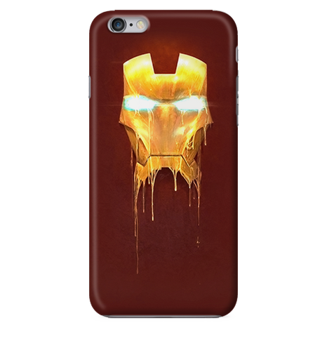 Funda para Celular (Slim) Iron Man Golden