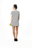 Blurred Lines Shift Dress