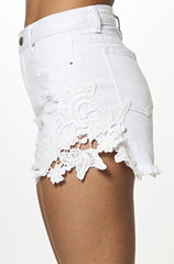 Cheeky Crochet Cut Offs