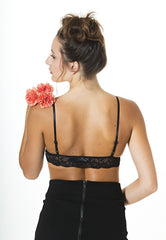 Freedom Lace Bralette Black