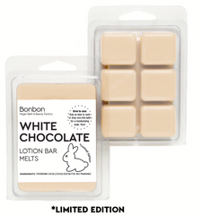 White Chocolate lotion bar