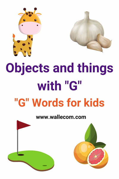 things-that-start-with-g