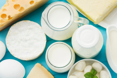 top-view-variety-tasty-cheese-with-organic-milk