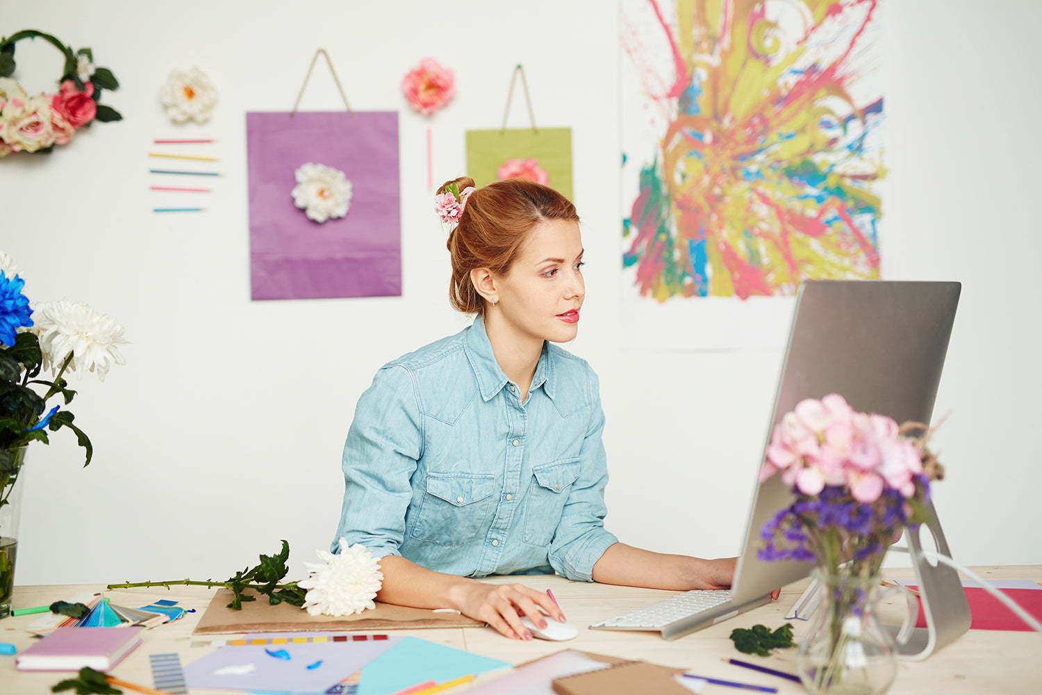 Profitable Small Business Ideas for Graphic Designers