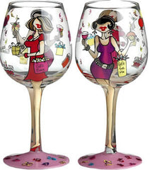 Fabulous At Any Age - Wine Glass