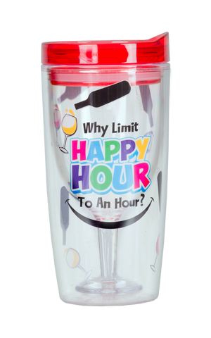 VINGO - Why Limit Happy To An Hour