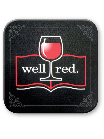 Well Red - Coaster