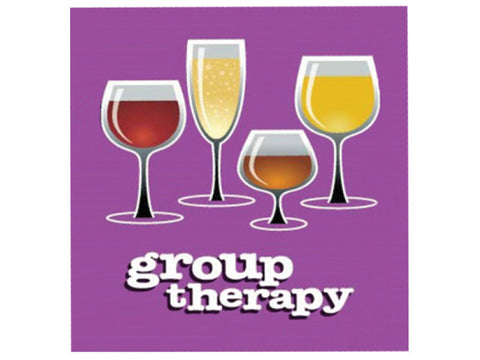 Group Therapy - Napkins