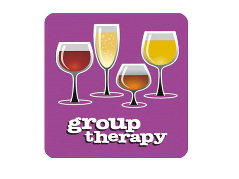 Group Therapy - Coaster