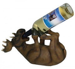 Michievous Moose Bottle Holder