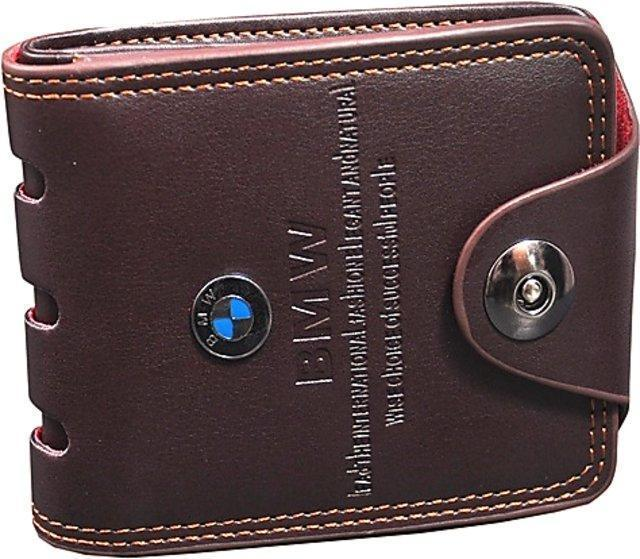 Mens Bombay Brown Trendy Leather Wallet