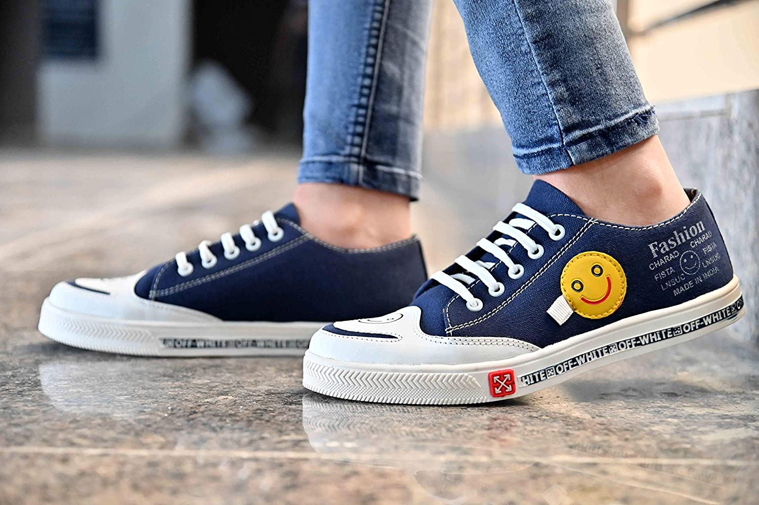 New Fashion Stylish Casual Unisex Sneakers Shoes