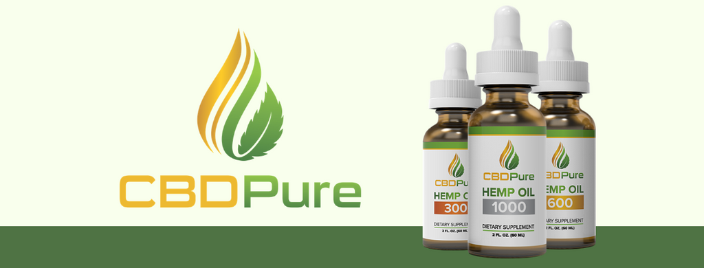 CBD Pure Products with CBD Oil