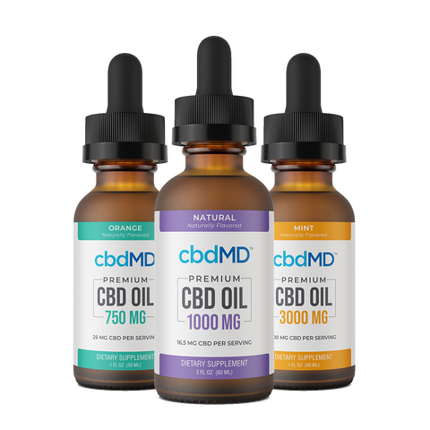 There's research to suggest that CBD reduces inflammation by affecting activity in the body's endocannabinoid receptors. That goes for both chronic inflammation and acute inflammation.