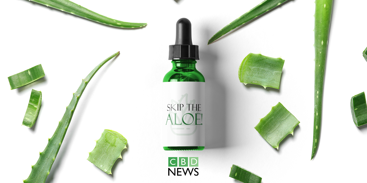 CBD For Sunburn? Can You Skip The Aloe After Too Much Sun?