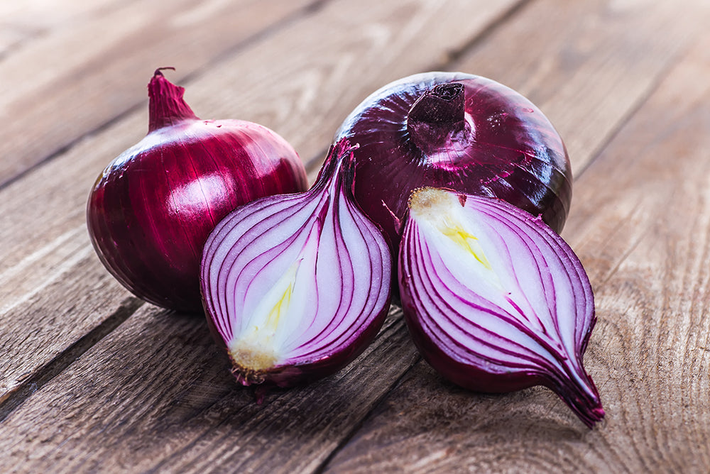 red onion for dark spots