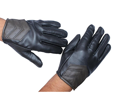 Leather Gloves for the green arrow costumes
